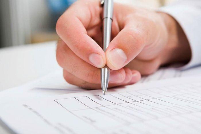 Правила заполнения Акт списания основных средств